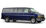 Car rental 12 seater